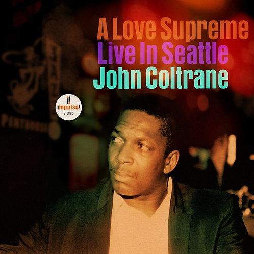 John Coltrane - Live In Seattle  (2LP VINYL)