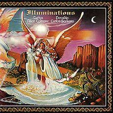 Alice Coltrane & Carlos Santana - Illuminations  (VINYL)