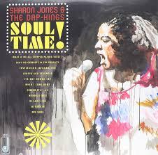 Sharon Jones And The Dap Kings - Soul Time!  (VINY