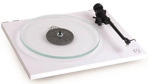 REGA Planar 2 Turntable  - (WHITE)