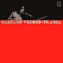 Caetano Veloso - Transa  (VINYL)