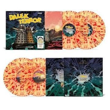 OST - Dr Who: Dalek Terror (2LP VINYL)