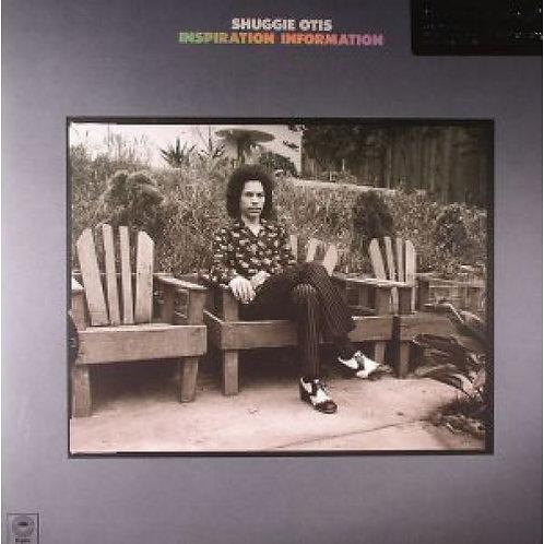 Shuggie Otis - Inspiration Information  (VINYL)