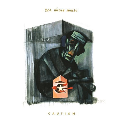 Hot Water Music  - Caution (VINYL)