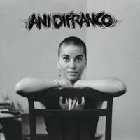 Ani Difranco - Ani Difranco  (YELLOW + BLACK VINYL)