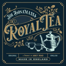 John Bonamassa - Royal Tea  (TRANSPARENT 2LP VINYL)