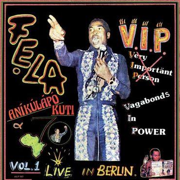 Fela Kuti - VIP (VINYL)