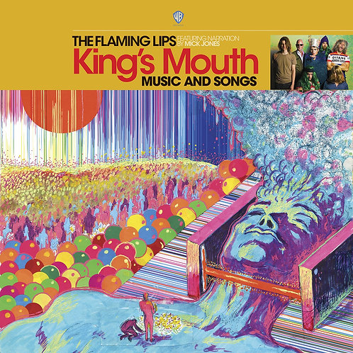 The Flaming Lips - King's Mouth: Music And Songs  (VINYL)