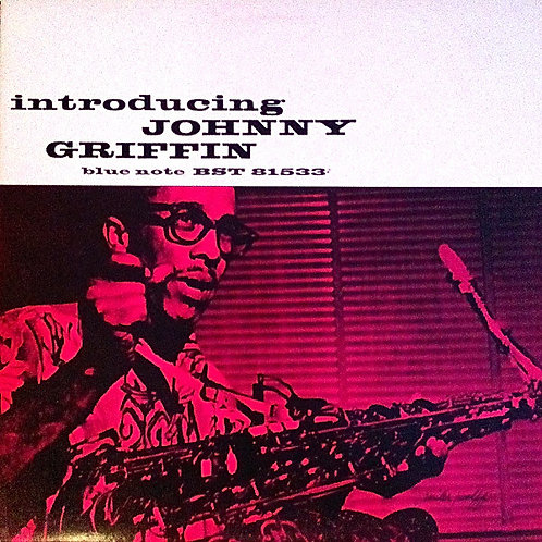 Johnny Griffin - Introducing (VINYL)