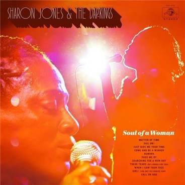 Sharon Jones And The Dap Kings - Soul Of A Woman  (VINY