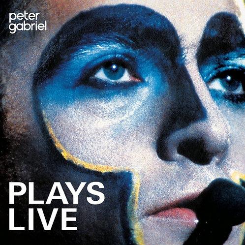 Peter Gabriel - Plays Live (2LP HALF SPEED MASTER)