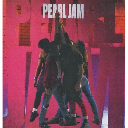 Pearl Jam - Ten  (VINYL)