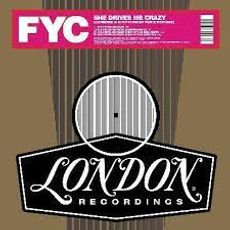 """Fine Young Cannibals - She Drives Me Crazy: Cerrone & Dimitri Remixes (12"""")"""