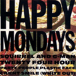 Happy Mondays  - Squirrel And G-man (VINYL)