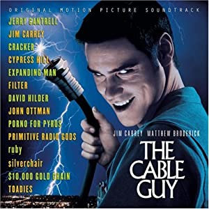The Cable Guy  - OST (LIMITED EDITION VINYL)