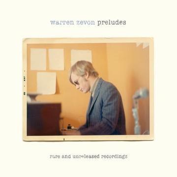 Warren Zevon - Preludes  (SKY BLUE 2LP VINYL)