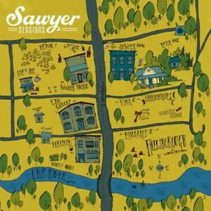 Various Artists - Sawyer Sessions (VINYL)