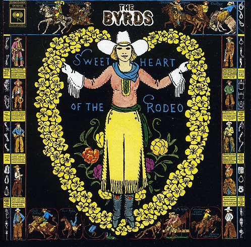 The Byrds - Sweetheart OF The Rodeo (VINYL)
