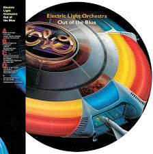 ELO - Out Of The Blue (PICTURE DISC)
