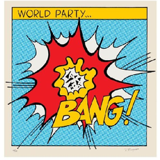 World Party - Bang!  (2021 REISSUE)