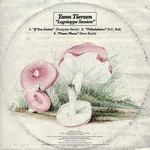 """Yann Tiersen - Lagniappe Session  (MUSHROOM PINK 12"""" VINYL)"""