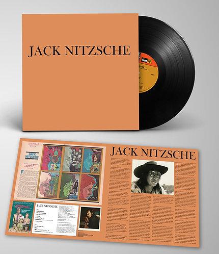 Jack Nitzsche - Jack Nitzsche   (VINYL IMPORT)