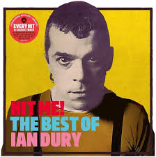 Ian Dury - Hit Me! The Best Of Ian Dury  (2LP VINYL)