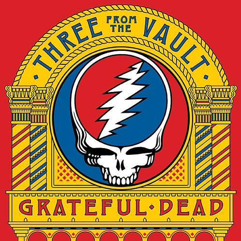 The Grateful Dead - Three From The Vault (4LP VINYL)