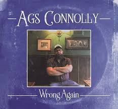 Ags Connolly - Wrong Again  (LIMITED MARBLE VINYL)