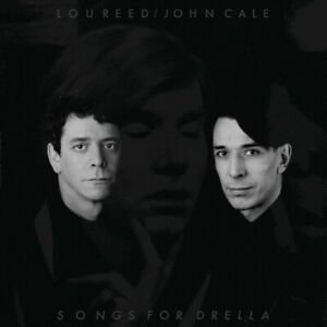 Lou Reed & John Cale - Songs For Drella  (2LP VINYL ETCHED)