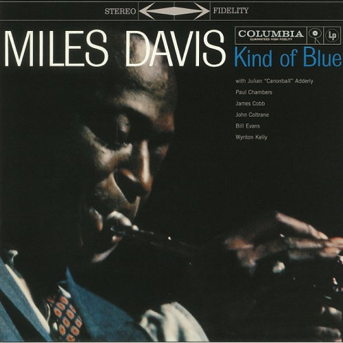 Miles Davis - Kind Of Blue (VINYL)