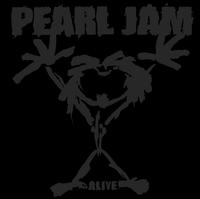 "Pearl Jam - Alive  (LIMITED 12"" VINYL - ETCHED)"