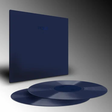 Pole  - 1 (2LP BLUE VINYL)