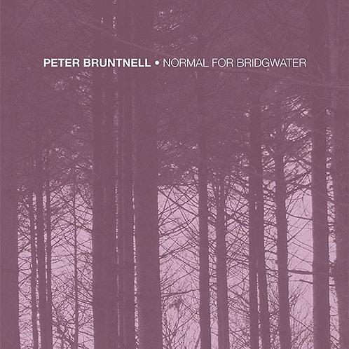 Peter Bruntnell  - Normal For Bridgewater  (RSD WHITE VINYL)