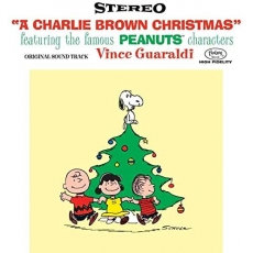 Vince Guaraldi - A Charlie Brown Christmas  (LIMITED LENTICULAR SLEEVE VINYL)