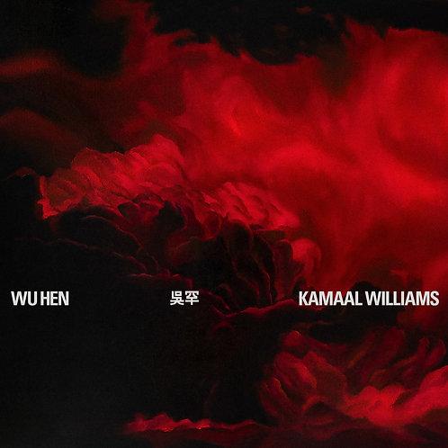 Kamaal Williams- Wu Hen  (LIMITED RED VINYL)