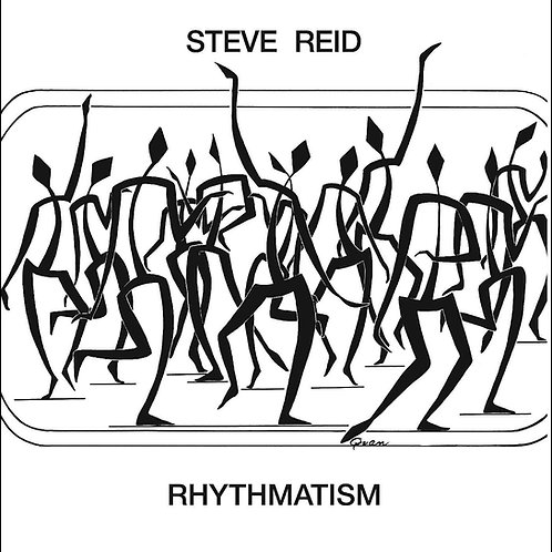 Steve Reid - Rhythmatism (VINYL- LIMITED COLOURED)