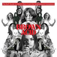 Various Artists - Brown Acid: Ten Heavy Hits  (VINYL)