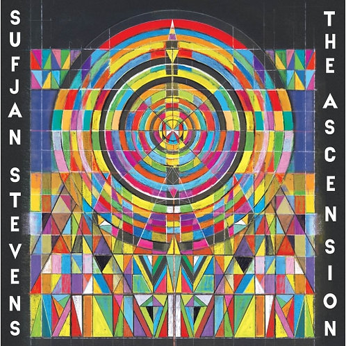 Sufjan Stevens - The Ascension  (2LP LIMITED CLEAR VINYL)