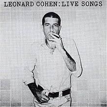 Leonard Cohen - Live Songs  (VINYL)