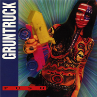 Gruntruck - Push (2LP COLOURED VINYL)