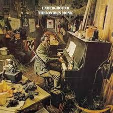 Thelonious Monk - Underground  (VINYL)