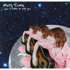 Molly Tuttle - But I'd Rather be With You  (AQUA VINYL)