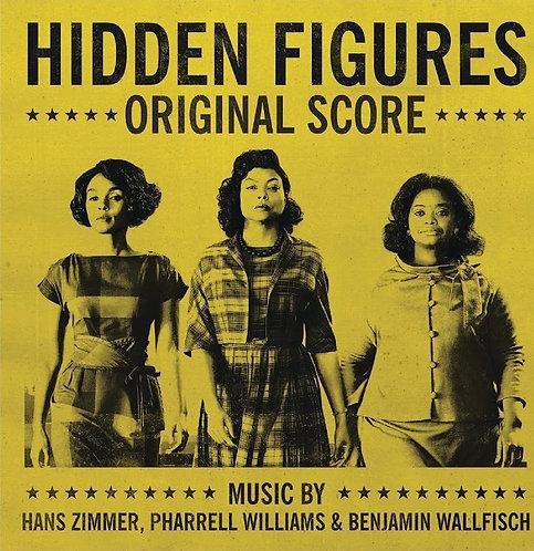 Hidden Figures  - OST (VINYL)