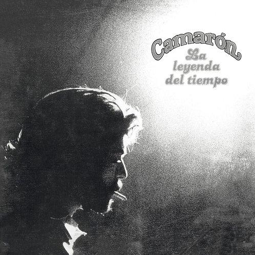 Camaron - La Leyenda Del Tiempo  (RED / WHITE VINYL)