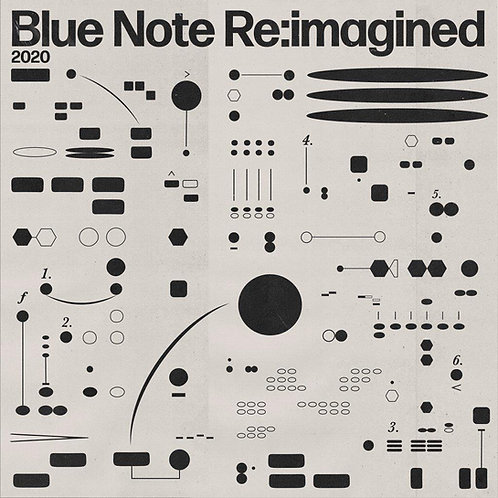 Various Artists - Blue Note Re:Imagined  (2CD