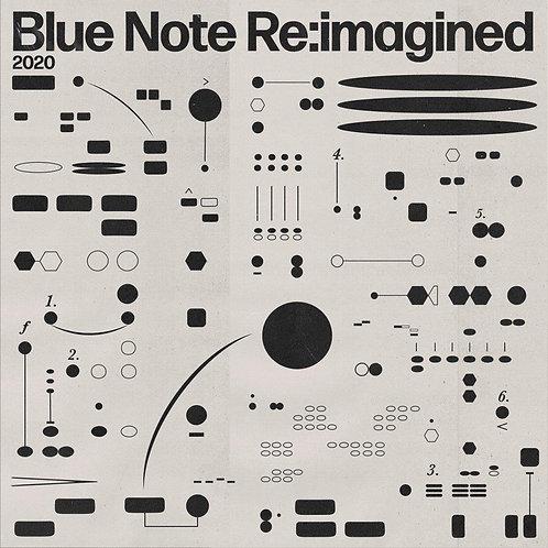 Various Artists - Blue Note Re:Imagined  (2LP VINYL)