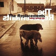 The Replacements  - All Shook Down (LIMITED RED TRANSLUCENT VINYL)