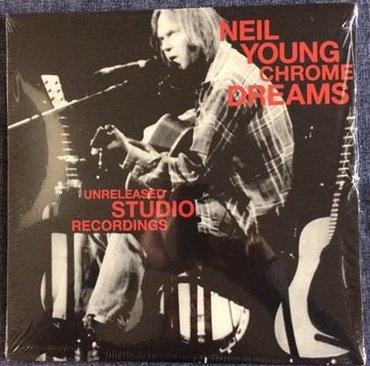 Neil Young- Chrome Dreams (2LP VINYL)