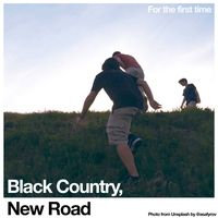 Black Country, New Road - For The First Time  (LRS 2021 LIMITED VINYL)